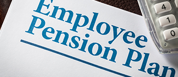 Pension plan booklet