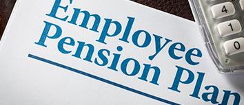 Pension plan booklet
