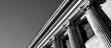 Court house building