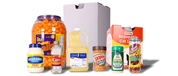 Packaged consumer products