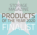 The Storage Magazine 2020 Products of the Year Awards Finalist