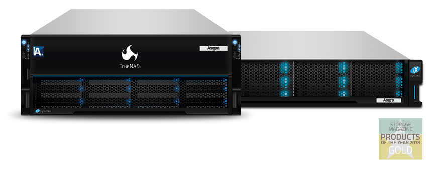 TrueNAS appliance